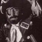 Pirate Captain William Kidd