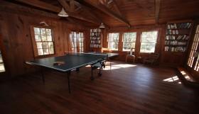 Tilghman-Boyce Cottage Game Room