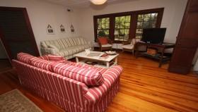 Tilghman-Boyce Cottage Living Area