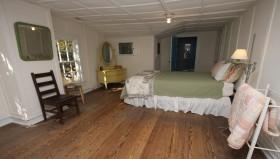 Tilghman-Boyce Cottage Bedroom
