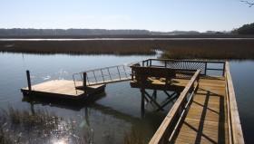 Tilghman-Boyce Cottage Dock