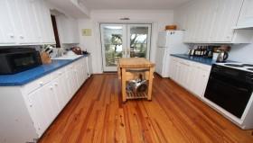Tilghman-Boyce Cottage kitchen