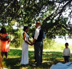 Vows Under the Oaks
